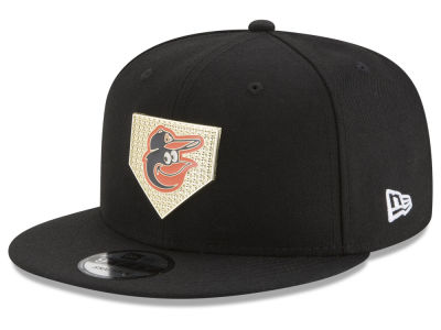 Baltimore Orioles New Era MLB Gold Badge 9FIFTY Snapback Cap