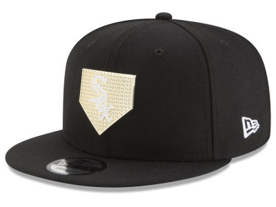 Chicago White Sox New Era MLB Gold Badge 9FIFTY Snapback Cap
