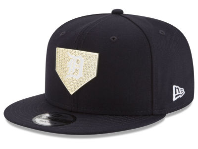 Detroit Tigers New Era MLB Gold Badge 9FIFTY Snapback Cap