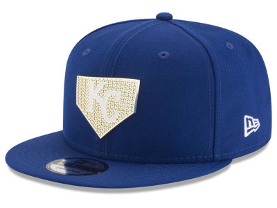 Kansas City Royals New Era MLB Gold Badge 9FIFTY Snapback Cap