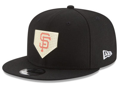 San Francisco Giants New Era MLB Gold Badge 9FIFTY Snapback Cap