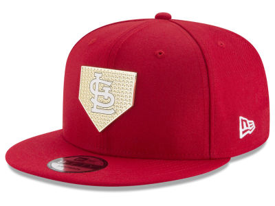 St. Louis Cardinals New Era MLB Gold Badge 9FIFTY Snapback Cap