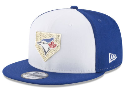 Toronto Blue Jays New Era MLB Gold Badge 9FIFTY Snapback Cap