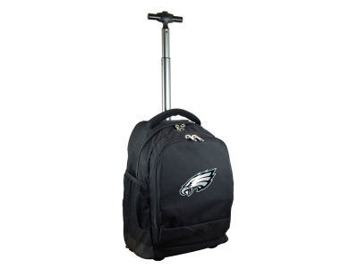 Philadelphia Eagles Wheeled Premium Backpack V