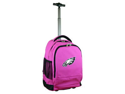 Philadelphia Eagles Mojo Wheeled Premium Backpack