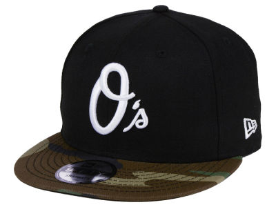 MLB Chapeau Black/White de la régfion boisée 9FIFTY Snapback