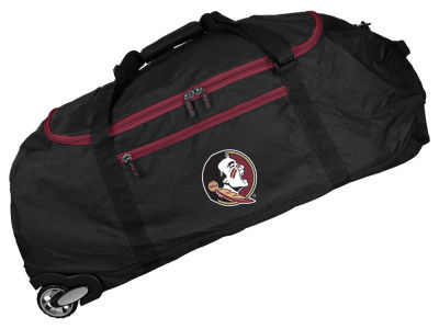 Florida State Seminoles Mojo 36in Checked In Rolling Duffel