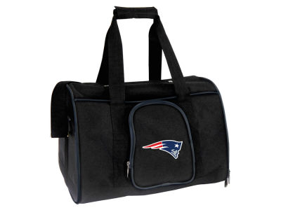 New England Patriots Mojo Pet Carrier Premium 16in Bag
