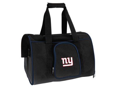 New York Giants Pet Carrier Premium 16in Bag V