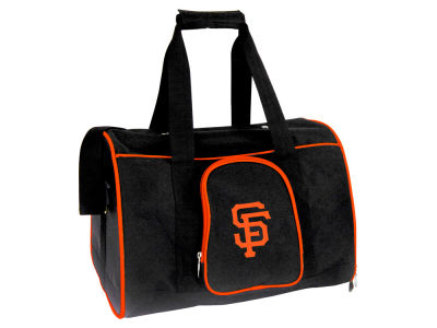 San Francisco Giants Pet Carrier Premium 16in Bag V