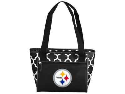 Pittsburgh Steelers 16 Can Cooler Tote V