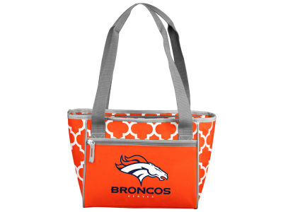 Denver Broncos 16 Can Cooler Tote V