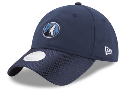 Minnesota Timberwolves New Era NBA Women's On-Court 9TWENTY Cap