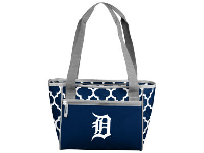 Detroit Tigers Logo Brands 16 Can Cooler Tote