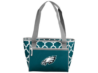 Philadelphia Eagles 16 Can Cooler Tote V