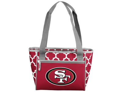 San Francisco 49ers 16 Can Cooler Tote V