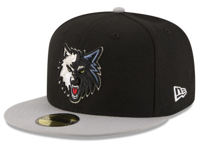 Minnesota Timberwolves New Era NBA 2Tone 59FIFTY Cap
