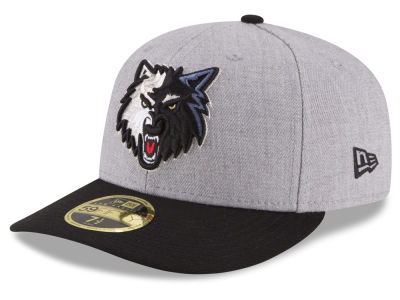 Minnesota Timberwolves New Era NBA Low Profile 59FIFTY Cap