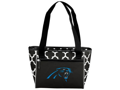 Carolina Panthers 16 Can Cooler Tote V