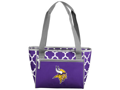 Minnesota Vikings 16 Can Cooler Tote V