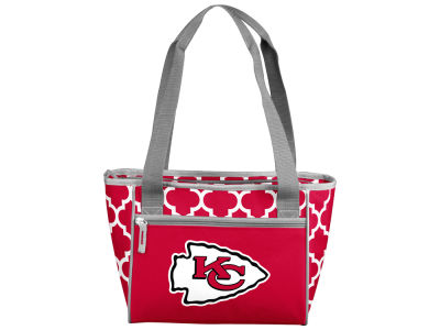 Kansas City Chiefs 16 Can Cooler Tote V