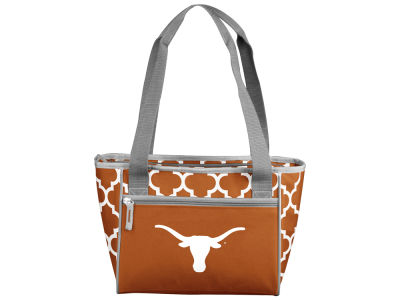 Texas Longhorns 16 Can Cooler Tote V