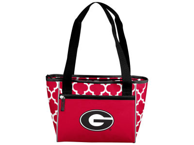 Georgia Bulldogs 16 Can Cooler Tote V