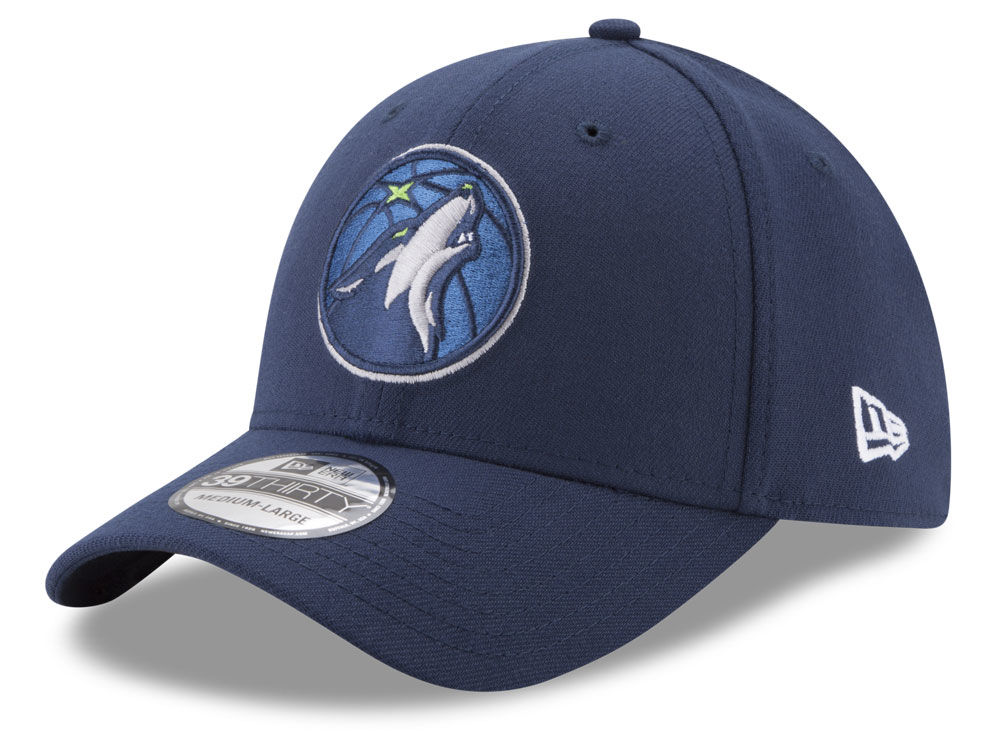 uk availability 73c16 7e460 ... free shipping minnesota timberwolves new era nba current team classic  39thirty cap 06545 92053