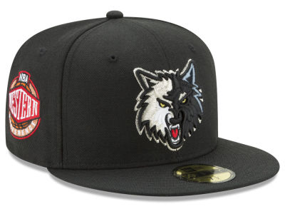 Minnesota Timberwolves New Era NBA Standard 59FIFTY Cap