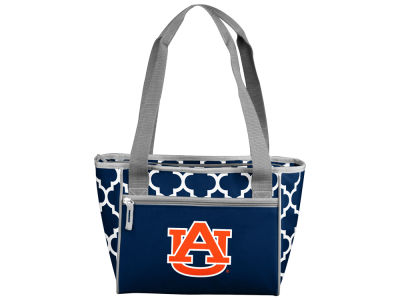 Auburn Tigers 16 Can Cooler Tote V