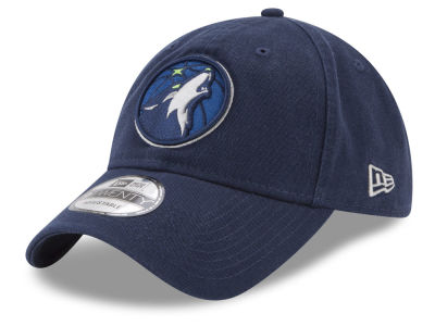 Minnesota Timberwolves New Era NBA Core Classic 9TWENTY Cap