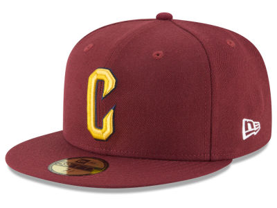 Cleveland Cavaliers New Era NBA Alpha 59FIFTY Cap