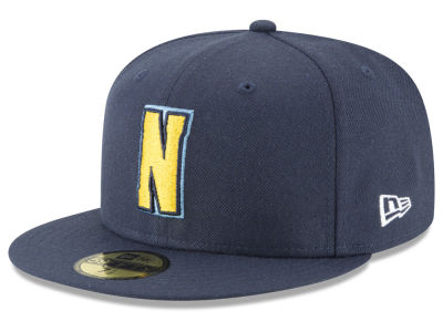 Denver Nuggets New Era NBA Alpha 59FIFTY Cap