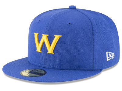 Golden State Warriors New Era NBA Alpha 59FIFTY Cap