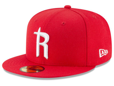 Houston Rockets New Era NBA Alpha 59FIFTY Cap