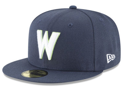 Minnesota Timberwolves New Era NBA Alpha 59FIFTY Cap