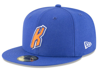 New York Knicks New Era NBA Alpha 59FIFTY Cap