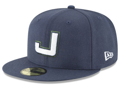 Utah Jazz New Era NBA Alpha 59FIFTY Cap