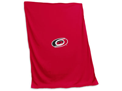 Carolina Hurricanes Logo Brands Sweatshirt Blanket