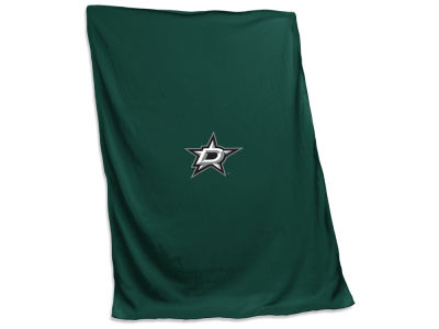 Dallas Stars Logo Brands Sweatshirt Blanket