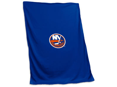 New York Islanders Logo Brands Sweatshirt Blanket