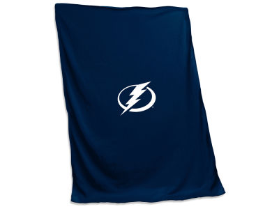 Tampa Bay Lightning Logo Brands Sweatshirt Blanket