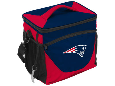 New England Patriots 24 Can Cooler V