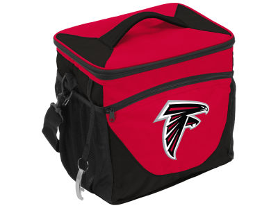 Atlanta Falcons Logo Brands 24 Can Cooler