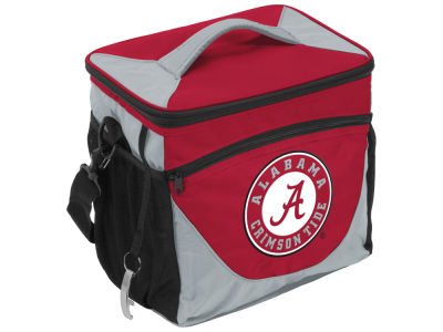 Alabama Crimson Tide Logo Brands 24 Can Cooler