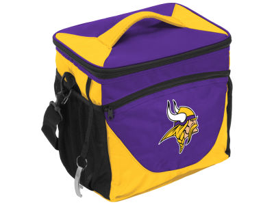 Minnesota Vikings 24 Can Cooler V