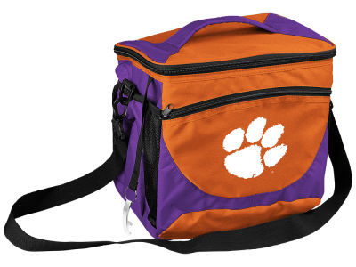 Clemson Tigers 24 Can Cooler V