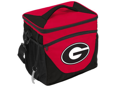 Georgia Bulldogs 24 Can Cooler V
