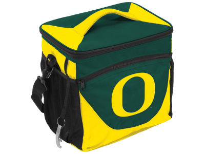 Oregon Ducks Logo Brands 24 Can Cooler