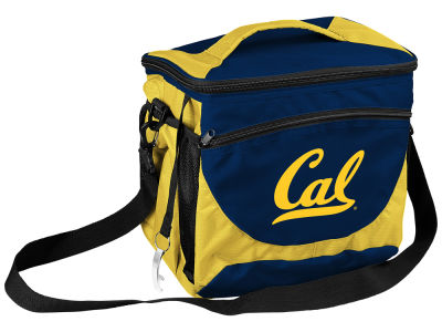 California Golden Bears Logo Brands 24 Can Cooler
